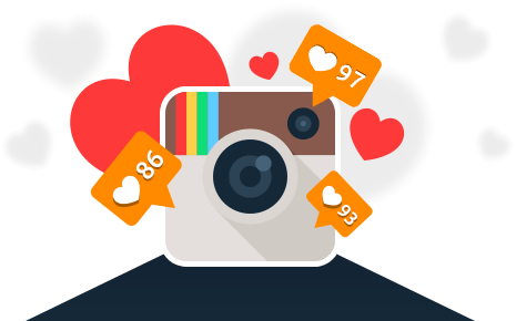 Application of instagram followers