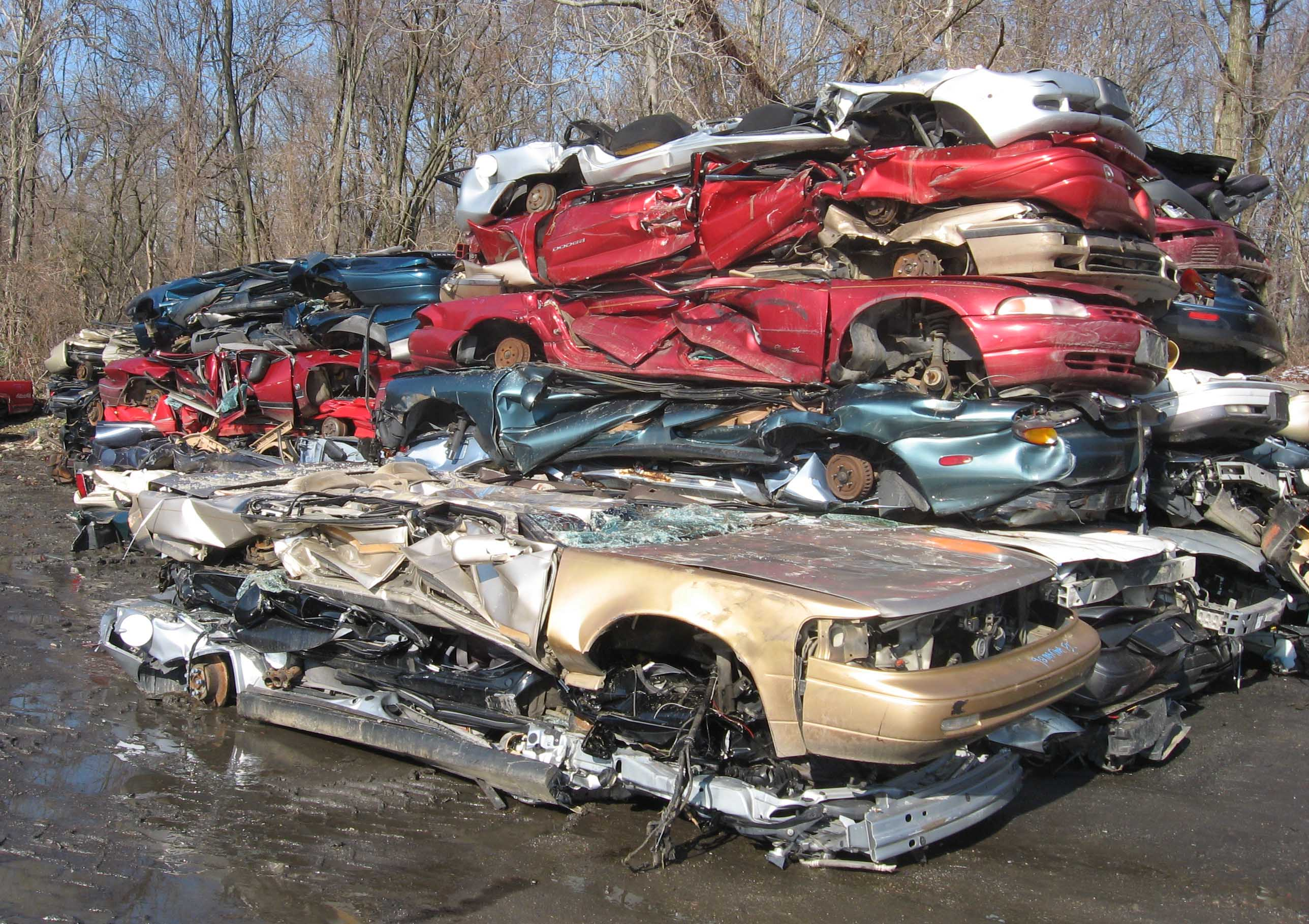 Benefits of damping Scrap Car for Cash – Scientific Revolution